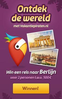 Win een reis naar Berlijn!