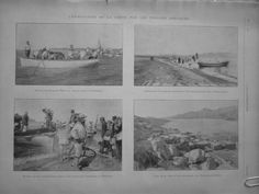Departure of Greek troops from Crete. May 1897.