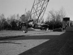 NASA PRACTISING THE MOONWALK, 1963-1968