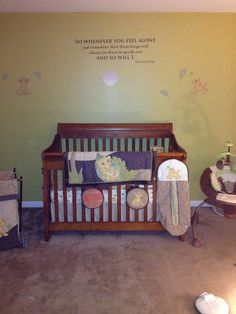 Lion King Baby Nursery #itsaboy almost done! #DisneyBaby