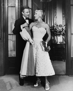 Ginger Rogers and Tom Helmore in Love and Let Love!
