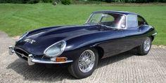 un-restored low mileage jaguar e-type series 1 coupe