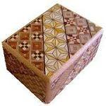 3 Sun 12 Steps Koyosegi - Japanese Puzzle Box