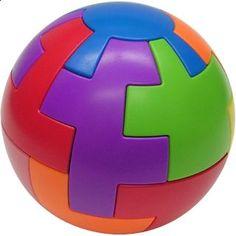 3D puzzelbal. Alleen voor echte puzzelaars!