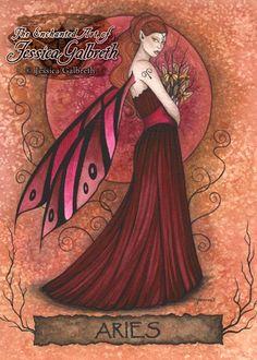 Aries by Jessica Galbreth
