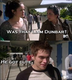 TV Quotes: Teen Wolf - Quote - Was that Liam Dunbar? He got cute Teen Wolf Quotes, Teen Wolf Memes, Tv Quotes, Melissa Mccall, Scott Mccall, Victoria Moroles, Only Teen, Malia Tate, Dylan Sprayberry
