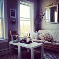 Double Hung Window Feats White Wooden Table Also Foamy Bench On Modern Reading Nook Design Ideas
