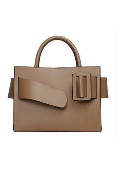 Tan BOYY Bobby Bag; boyybag.com: