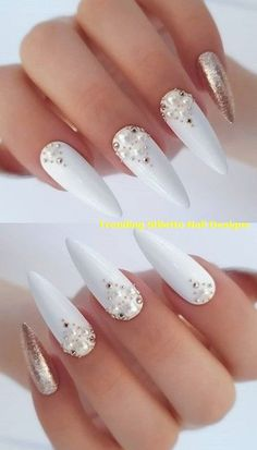 ✔ 72 Fabulous Ways tо Wear Glitter Nails Lіkе а Princess summernails nailsart nailsdesign nailartdiy nailartgallery nailartideas fakenails nailfashion nudenails whitenails Stiletto Nail Art, Cute Acrylic Nails, Glue On Nails, Coffin Nails, Ongles Bling Bling, Bling Nails, Bright Nail Designs, Gel Nail Designs, Glitter Nail Designs