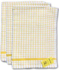3 Piece Checkered Kitchen Towel Set