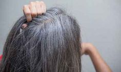 Remedy For White Hair, Grey White Hair, Gray Hair, Colon Cancer, People Around The World, Hair And Nails, Your Hair, Hair Beauty, Long Hair Styles