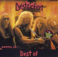 Il Best Of dei #Destruction.