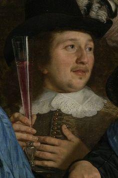 Banquet at the Crossbowmen's Guild in Celebration of the Treaty of Münster, Bartholomeus van der Helst, 1648