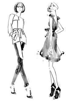 Kerrie Hess illustration