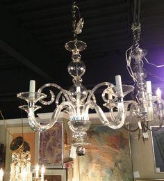 George II-inspired chandeliers | Good Bones Great Pieces