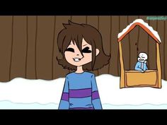 【Undertale】Hot Milk ♡ ver. Sans 【Meme】 - YouTube