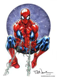 Spider-Man - Todd Nauck