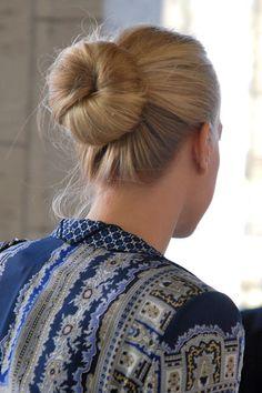 The perfect bun! Get this look with the Conair Bun Maker. More photos at www.Facebook.com/conairbeauty