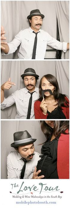 Vendor Love: Mobile Photo Booth featured on Couture Events Blog <3