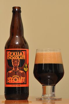 Sexual Chocolate Stout! Yes!