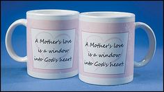 A Mother's Love Ceramic Mug
