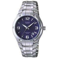 Casio Men's Blue Dial, 10-Year Battery Watch... Tri??