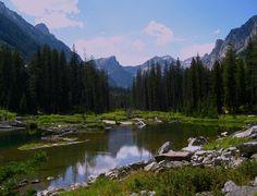 5 Great Grand Teton Hikes: Cascade Canyon
