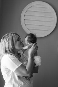 Newborn baby photo shoot ideas