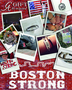 Sterling Silver Boston Strong and Wicked Strong Bracelets