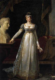 1808 Robert Lefèvre - Princess Pauline Borghese