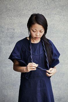 julie ho: co-creator of confettisystem    photo by leonard fong    via http://zero1magazine.com/current-issue/