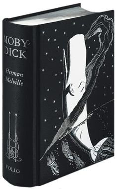 Leather-bound Folio Society limited edition, with Rockwell Kent's illustrations.
