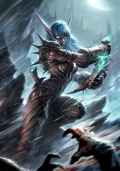 Nightblade - Hearthstone: Heroes of Warcraft Wiki