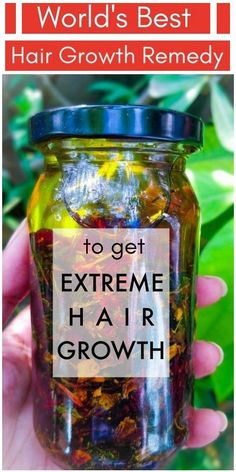 World's Best Extreme Hair Growth Remedy - Go Fit Stay Fit Today I will share recipe of extreme hair growth oil. This oil will help you to fight against hair fall and also one clogged hair follicles, so new hair Extreme Hair Growth, New Hair Growth, Black Hair Growth, Hair Growth Shampoo, Healthy Hair Growth, Protective Styles, Home Remedies, Natural Remedies, Natural Treatments