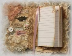 Jornal Francês Sui generis Art Collage Livro Caderno Livro, shabby Scrapbook Elite 4u