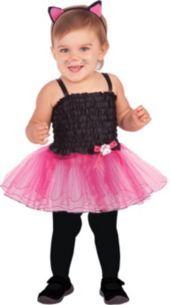 Baby Ballerina Cat Costume