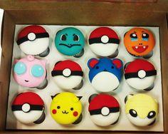 Pokemon Cupcakes | Flickr - Photo Sharing!