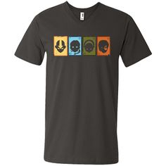 Avatar the Last Airbender Playing Cards T-Shirt