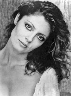 Young Susan Sarandon