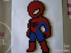 Spiderman by perles-hama on deviantart