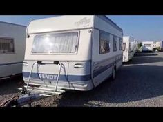 Rulota Fendt anul 2002 Recreational Vehicles, Camper, Campers, Single Wide