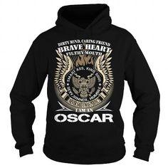 Awesome Tee OSCAR Last Name, Surname TShirt v1 T-Shirts
