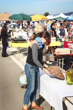Alameda Flea and the 15 best flea markets in the country - Hither & Thither Alameda Flea Market, Flea Market Style, Thrift Shop Finds, Thrift Stores, Fancy Nancy, Jon Bon Jovi, Flea Markets, Fleas, Thrifting