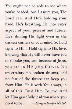 Quotes for Motivation and Inspiration QUOTATION - Image : As the quote says - Description God's plan for you for the future, faith, believing, trust, Life Quotes Love, Quotes About God, Woman Quotes, Trust The Lord Quotes, Quotes About Being Blessed, Trusting God Quotes, Hard Quotes, The Words, Jesus Quotes
