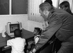 Fidel Castro Si los jóvenes fallan todo fallará