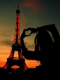 When you love Effiel tower the way we do...