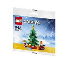 LEGO 30286 Creator Weihnachtsbaum im Polybag: Amazon.de: Spielzeug