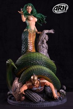 medusa victorious - Google Search