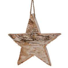 Alle Jahre wieder präsentiert Butlers den schönsten Weihnachtsschmuck. Von klassisch bis modern, von besinnlich bis beschwingt. Zum Verschenken und sich selbst Verwöhnen. Für echte und künstliche Christbäume, für Tannenzweige und Ihre ganz persönlichen Dekoideen. Das wird ein Fest! Hier: Anhänger aus Birkenholz.