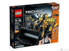 LEGO® Technic Volvo L350F Wheel Loader 42030 - BRICKexclusive LEGO